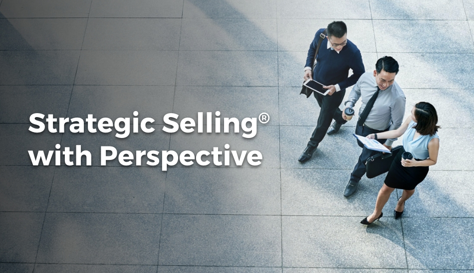 Strategic Selling with Perspective